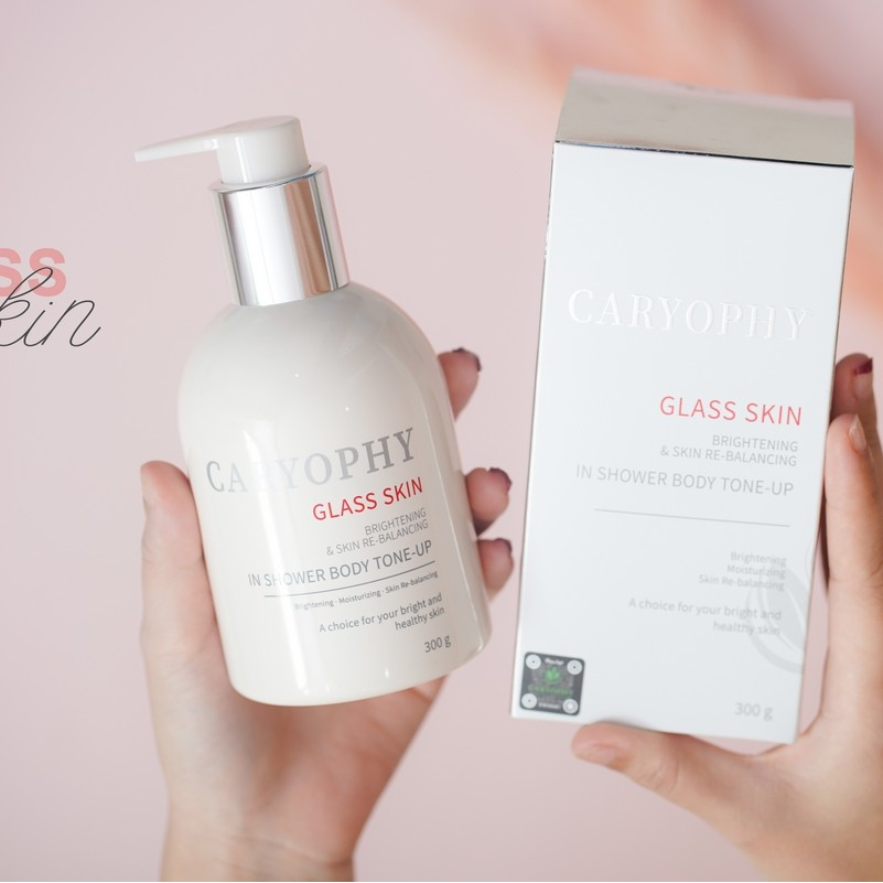 Kem Dưỡng Trắng Da Toàn Thân 3 in 1 Glass skin in Shower Body Tone ...