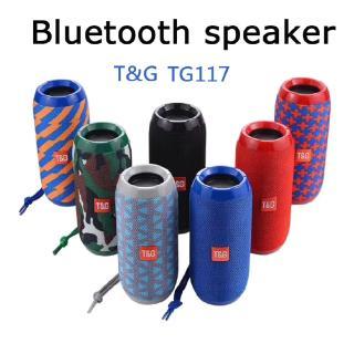 Loa Bluetooth Không Dây Chất Lượng Cao Tg117