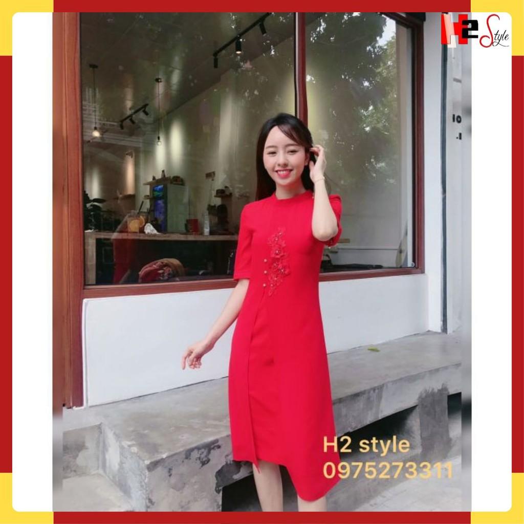 Áo dài cách tân nữ dáng xuông ⚡SIÊUXINH ⚡ Kiểu dáng mới  LẦN ĐẦU TIÊN XUẤT HIỆN trên thị trường Việt Nam