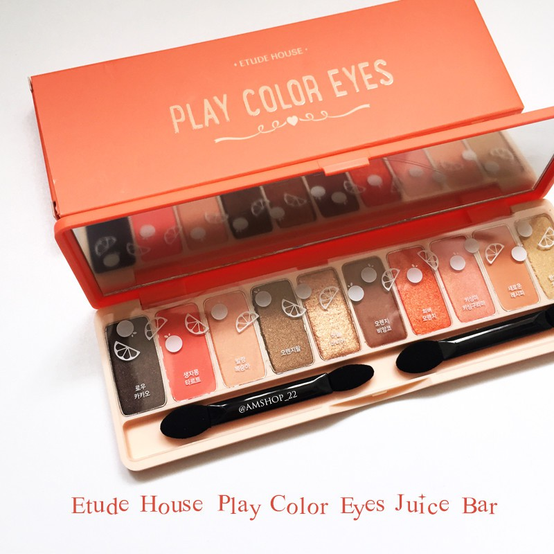 Phấn mắt Play Color Eyes Juice Bar
