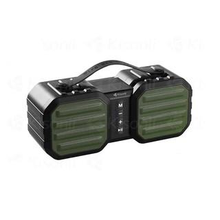 Loa Kisonli VS-6 (BT/TF/AUX/USB) xám, xanh lá, đen, Loa Bluetooth Kisonli VS 6