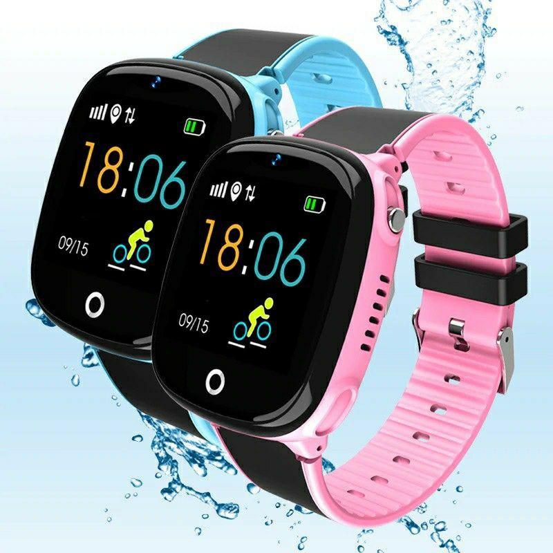 Đồng hồ thông minh trẻ em HW11, lắp sim nghe gọi 2 chiều, định vị chống nước. Tặng kèm củ sạc phù hợp giúp bảo vệ pin.