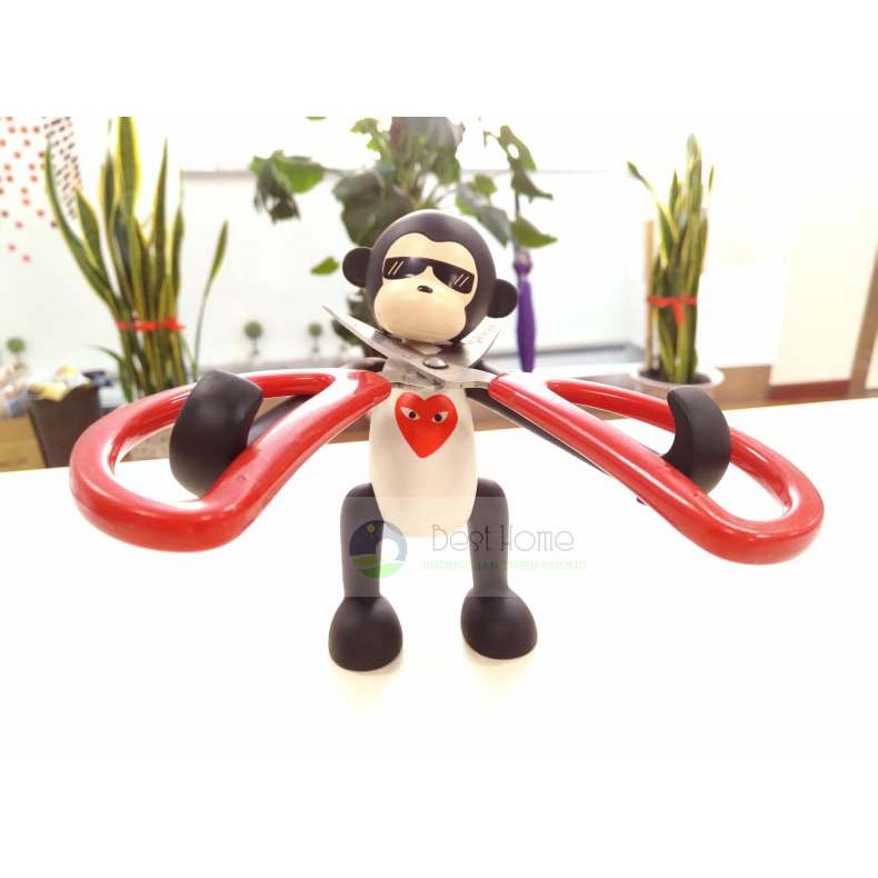 Giá đỡ kẹp điện thoại đa năng con khỉ
