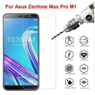 Bộ 5 Miếng Dán Kính Cường Lực Cho Asus Zenfone Max Pro M1 - Trong Suốt (9H) màn hình giá rẻ kính cường lực thumbnail
