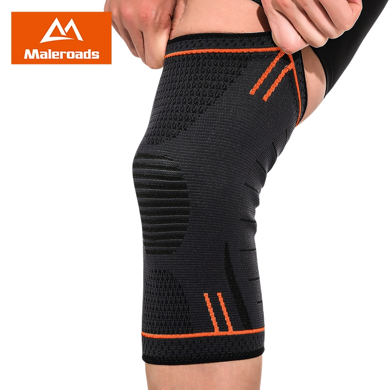 ad0cab8e54 Kneepad┅Knee Sports men summer thin fitness basketball equipment running  squat badminton protective gear lady meniscus