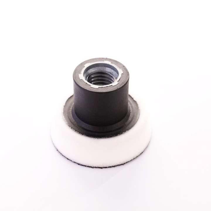 Đế phớt đánh bóng 3in dùng gắn phớt 3.2in/80mm/M14 SGCB SGGD050