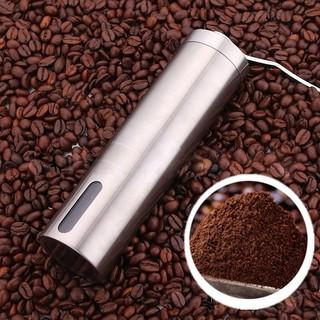 Đồ dùng xay cà phê thủ công bằng thép không gỉ tiện lợi chất lượng thumbnail