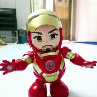 (CHUYÊN SỈ) Iron man người sắt biết nhảy múa HÀNG CHUẨN