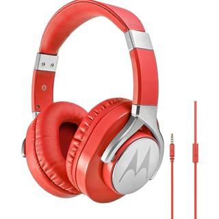 Tai nghe chụp tai có dây Motorola PULSE MAX WIRED SINGLE - jack cắm 3.5mm- có mịc đi kèm