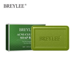 Xà phòng rửa mặt BREYLEE giúp cải thiện tình trạng mụn hiệu quả 2.82 oz 80g thumbnail