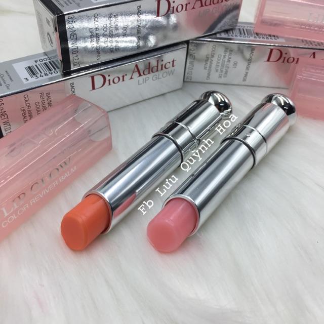 Son dưỡng môi Dior Lipglow 2 màu - 2601165 , 492860872 , 322_492860872 , 650000 , Son-duong-moi-Dior-Lipglow-2-mau-322_492860872 , shopee.vn , Son dưỡng môi Dior Lipglow 2 màu
