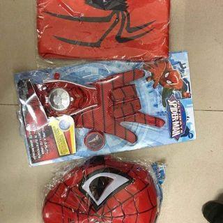 Bộ siêu nhân người nhện