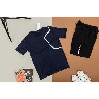 Yêu ThíchBộ quần áo thể thao nam bộ đồ nam thun lạnh 6 màu KEEP TRAINING THE1992 01