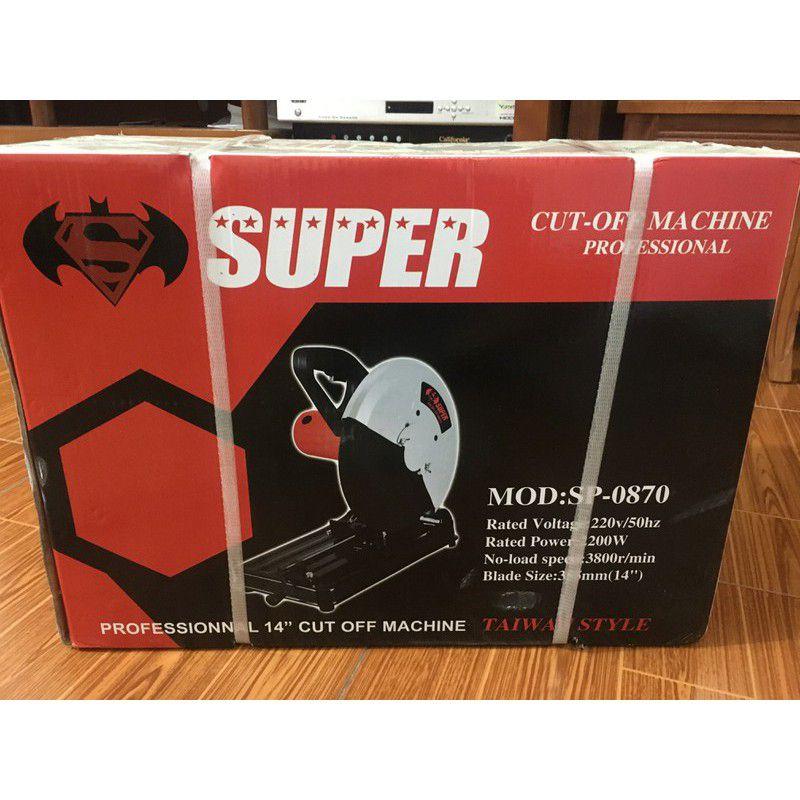 Máy Cắt Sắt Super 2000w, Máy Bàn Cắt sắt 2000w