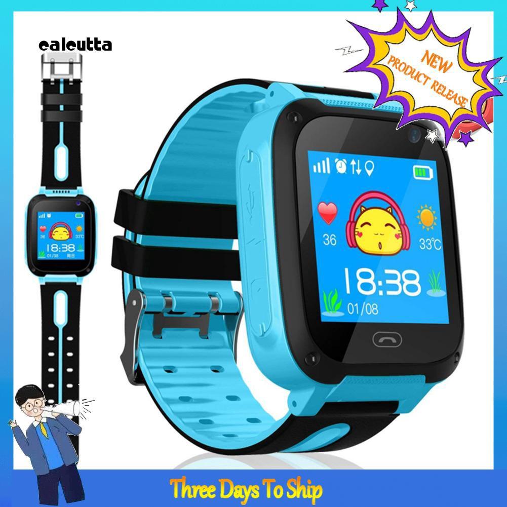✡CAL✡S4 Waterproof SOS Alarm GPS Locator Touch Screen Camera Phone Kids Smart Watch - 22998337 , 2694179303 , 322_2694179303 , 331200 , CALS4-Waterproof-SOS-Alarm-GPS-Locator-Touch-Screen-Camera-Phone-Kids-Smart-Watch-322_2694179303 , shopee.vn , ✡CAL✡S4 Waterproof SOS Alarm GPS Locator Touch Screen Camera Phone Kids Smart Watch