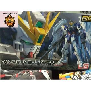 Mô hình đồ chơi gundam wing zero bandai
