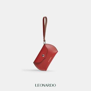 [Mã FASHIONGREEN94 giảm tới 30K đơn 99K] Ví nữ Card Layla da Nappa nhập khẩu thương hiệu Leonardo thumbnail