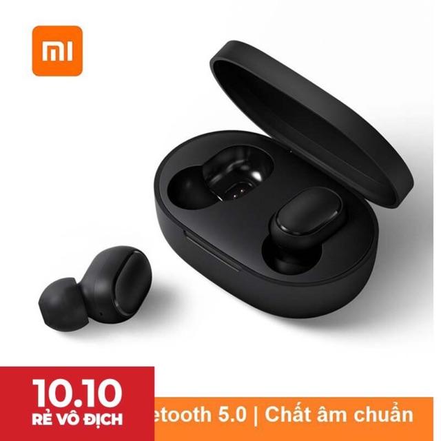 Tai nghe Xiaomi airdot hai tai Bluetooth kèm Dock sạc từ