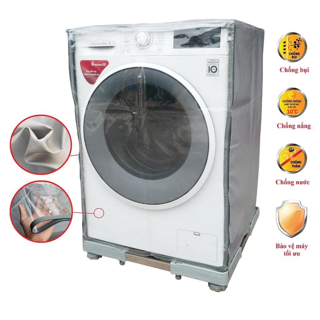 Vỏ bọc máy giặt cửa ngang cao cấp dùng cho máy giặt, máy sấy,máy rửa bát