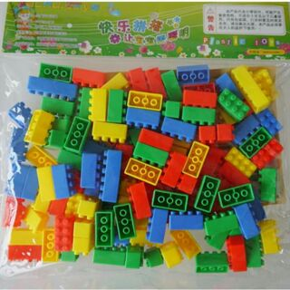 Đồ chơi ghép hình khối nhựa 11o chi tiết