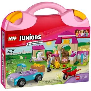 Lego Junior 10746- Vali nông trại của Mia