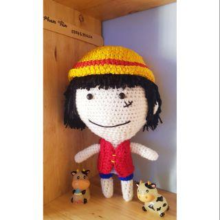 Luffy Handmade – Luffy móc len