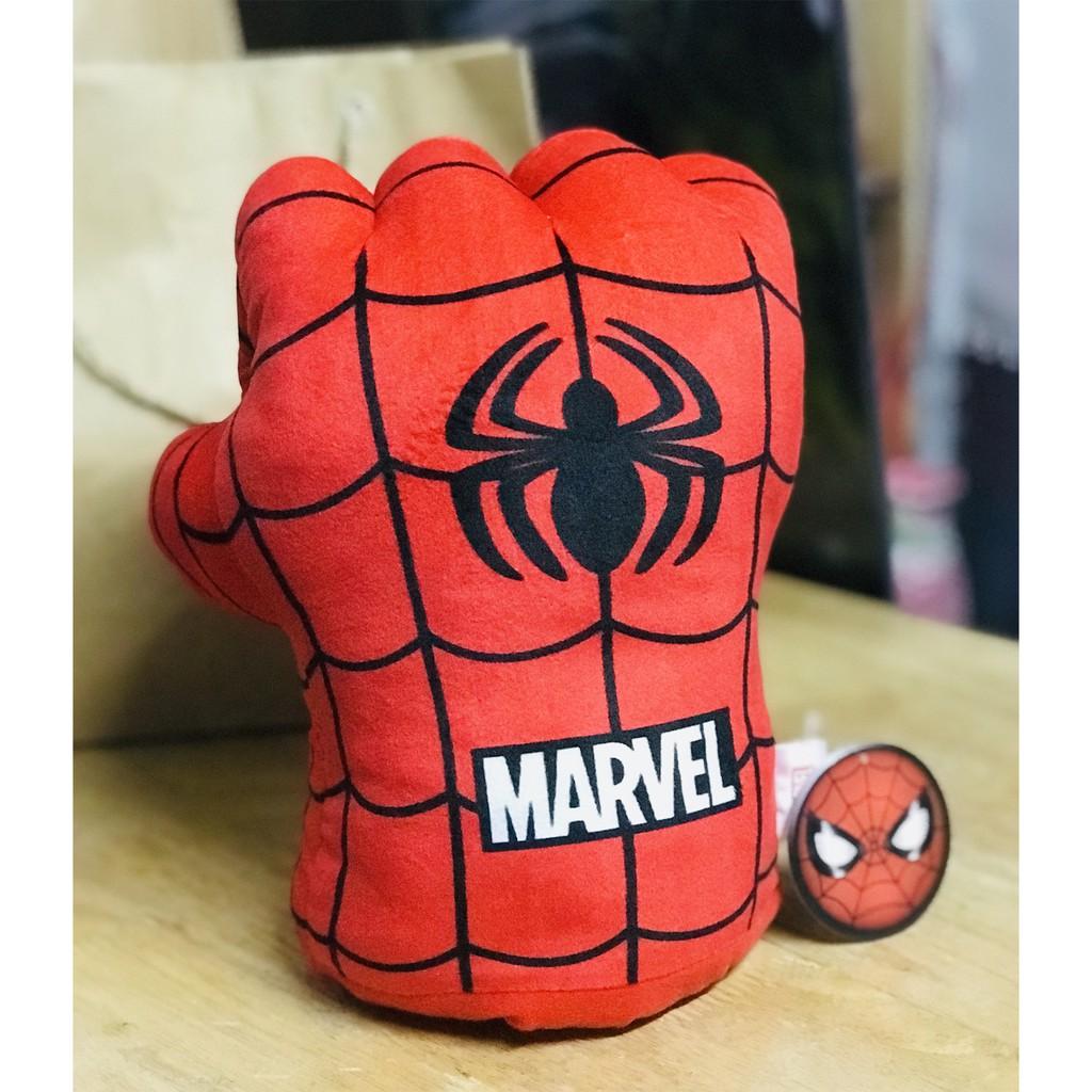 Găng Tay Nhồi _Marve_Spiderman