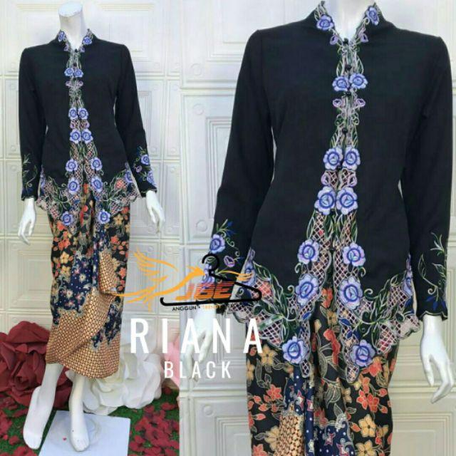 Baju Kebaya Muslim Fashion Muslimah Wear Baju Kebaya Malaysiashopy