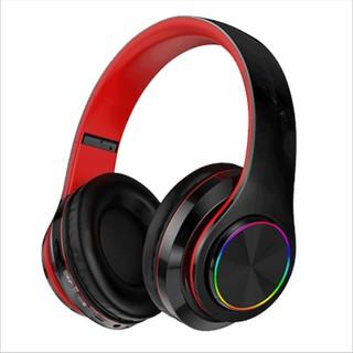 Tai nghe bluetooth chụp tai không dây GodenBlack cao cấp, headphone bluetooth có thể gập gọn tiện lợi. thumbnail