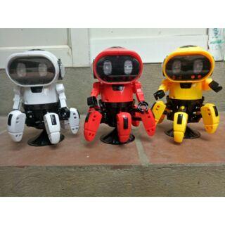 Robot mechanical warrior 6 chân