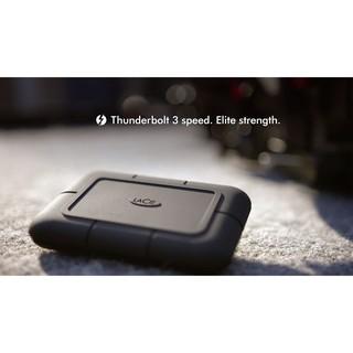 Ổ Cứng Di Động Thunderbol 3 - SSD Lacie Rugged Pro 2TB dùng quay dựng video 8K thumbnail