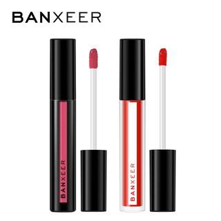 Set 2 thỏi son môi BANXEER tạo hiệu ứng nhung lì đẹp mắt 57g thumbnail