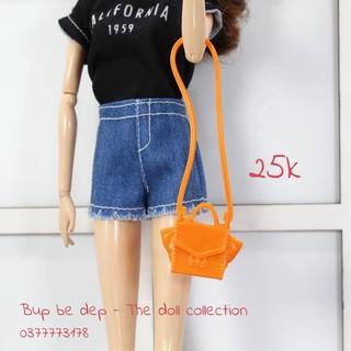 Túi xách barbie dây dài
