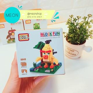 Mini Block | Đồ chơi xếp hình – Chuck (Angry Bird) – 470 miếng( pcs) – Size L