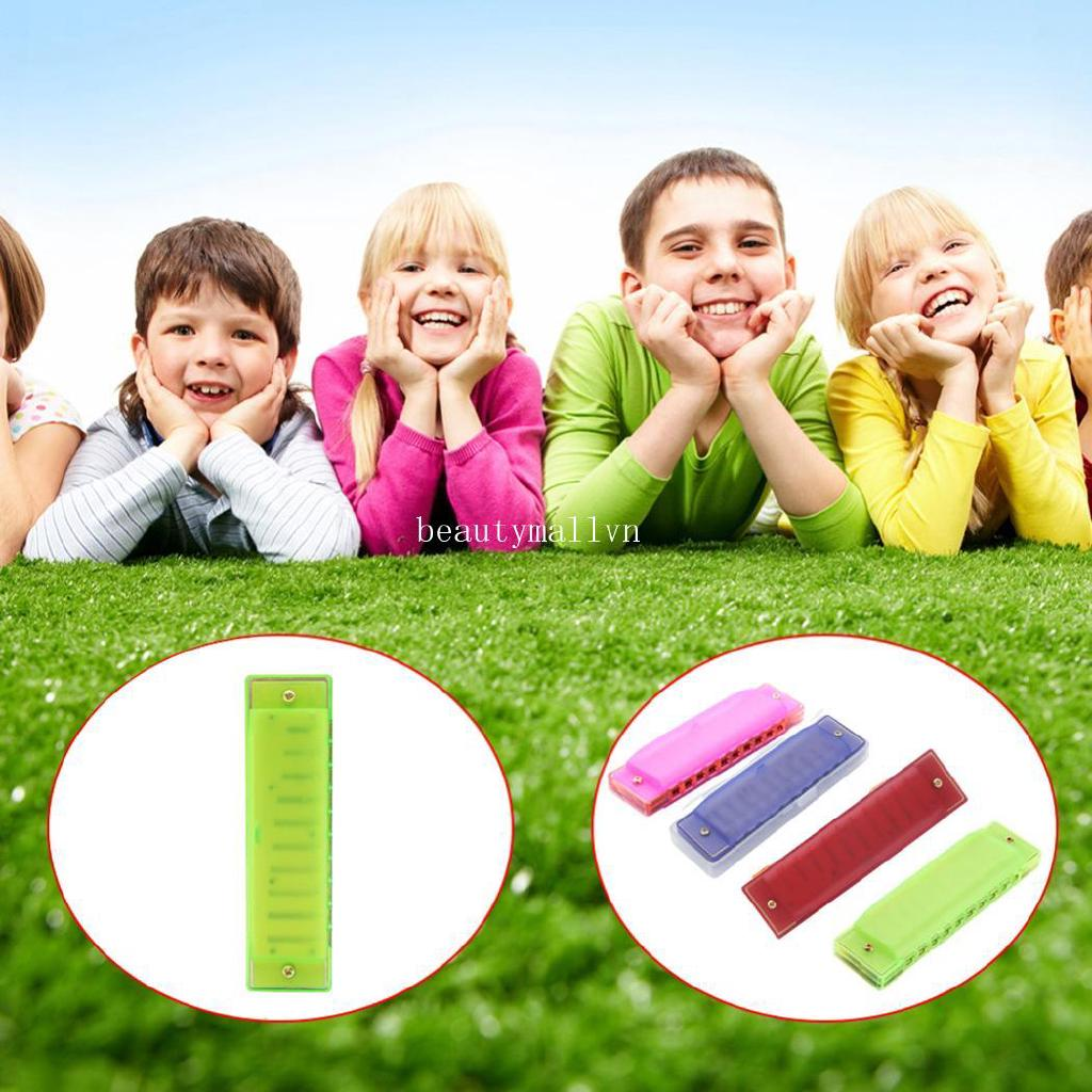 ble Musical Instrument Plastic Harmonica Child Musical Toys
