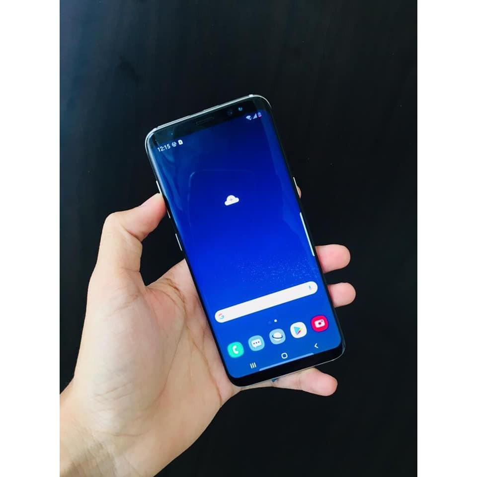 Điện Thoại Samsung Galaxy S8 1Sim Màu Bạc LikeNew 99% - 14987480 , 2848005429 , 322_2848005429 , 4700000 , Dien-Thoai-Samsung-Galaxy-S8-1Sim-Mau-Bac-LikeNew-99Phan-Tram-322_2848005429 , shopee.vn , Điện Thoại Samsung Galaxy S8 1Sim Màu Bạc LikeNew 99%