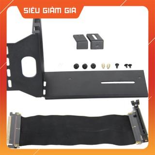 Bộ kit hỗ trợ lắp dựng đứng VGA Card màn hình SKTC, tặng kèm dây riser