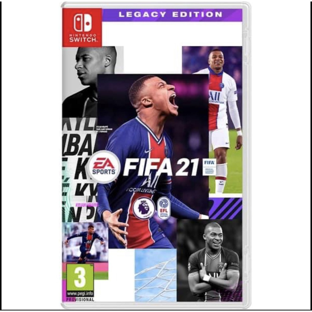 FIFA 21 Legacy Edition Cho Nintendo Switch