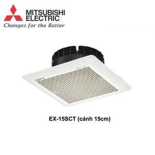 [FREESHIP 99K]_Quạt hút âm trần Mitsubishi EX-15SCT- Mã mới Ex-15SC6T