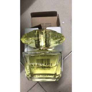 Nước hoa Versace Yellow Diamond 90ml edt tester