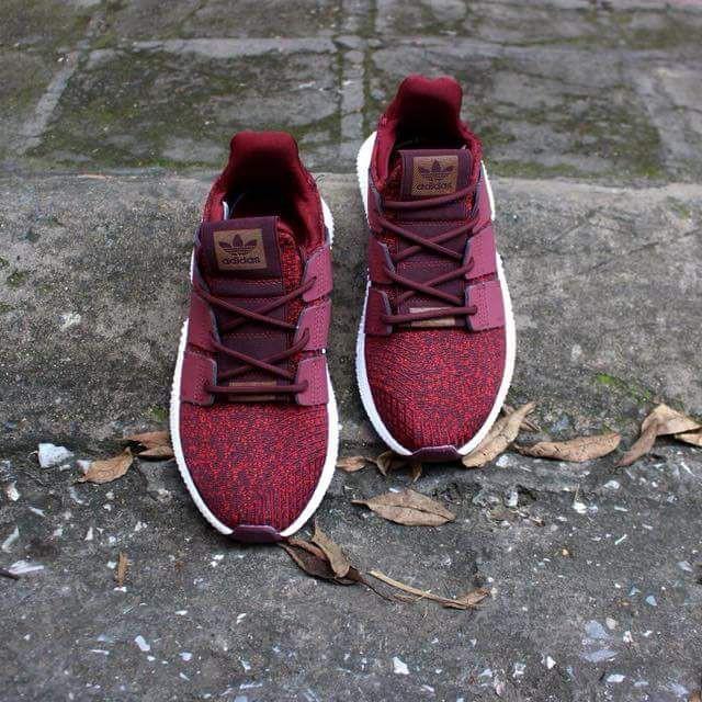 [ RẺ VÔ ĐỊCH ] [RẺ VÔ ĐICH]Giày adidas phophere màu mận[GIÀY THỂ THAO CHẤT LƯỢNG]
