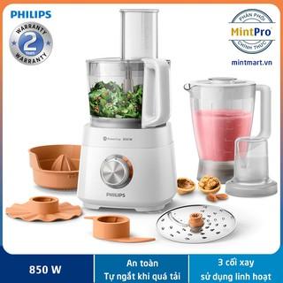 Máy Xay Đa Năng Philips HR-7520 00 (850W) thumbnail