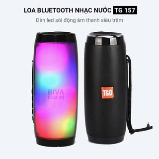 Loa bluetooth mini TG 157 nhạc nước 2021 có clip