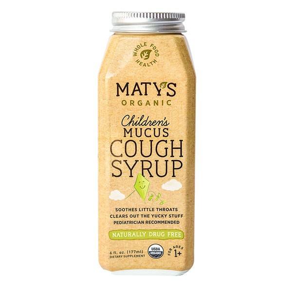 Siro ho hữu cơ ho có đờm Matys Organic