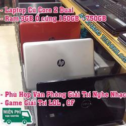Laptop cũ i2 dùng văn phòng , Youtube , Zalo…Giá rẻ , Phù hợp sinh viên , học sinh.Laptop cũ Core 2 Dual Giá chỉ 1.590.000₫