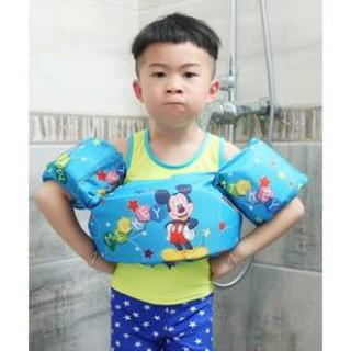 Phao Bơi, Phao Tập Bơi Liền Thân Cho Bé Từ 3 Tuổi, Giúp Trẻ Tập Bơi An Toàn thumbnail