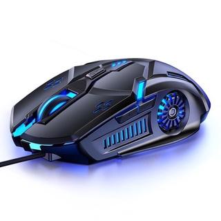Chuột máy tính chơi game G5 ,hiệu ứng ánh sáng 7 màu , DPI 4 cấp độ phù hợp cho game thủ và văn phòng thumbnail