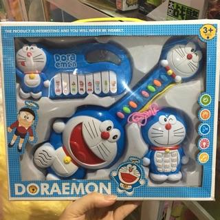 Bộ đàn hình Doraemon cho bé