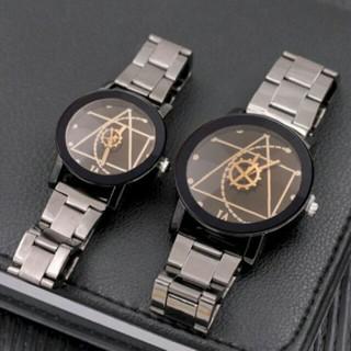Đồng hồ đôi Nary mặt thạch anh thumbnail