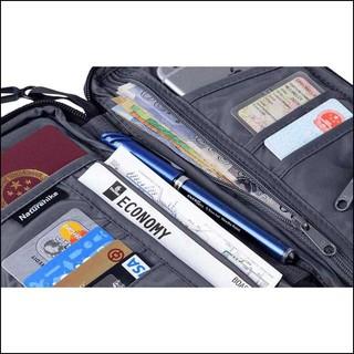 Ví đựng hộ chiếu và thẻ Naturehike NH17C001-B thumbnail